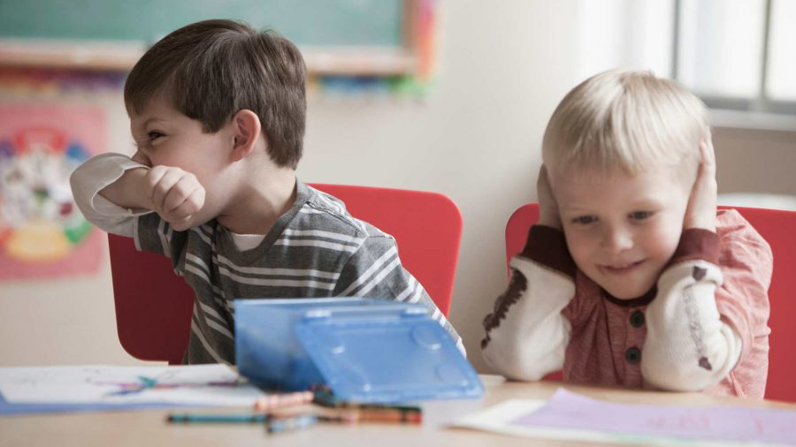 How Sensory Processing Issues Affect >> How Sensory Processing Issues Affect Kids In School Little Hands